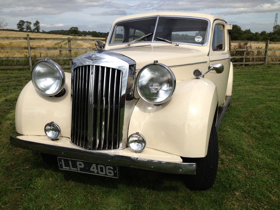 Wedding Car Hire Corby